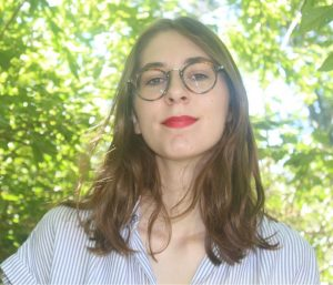Sydney Nazloo headshot